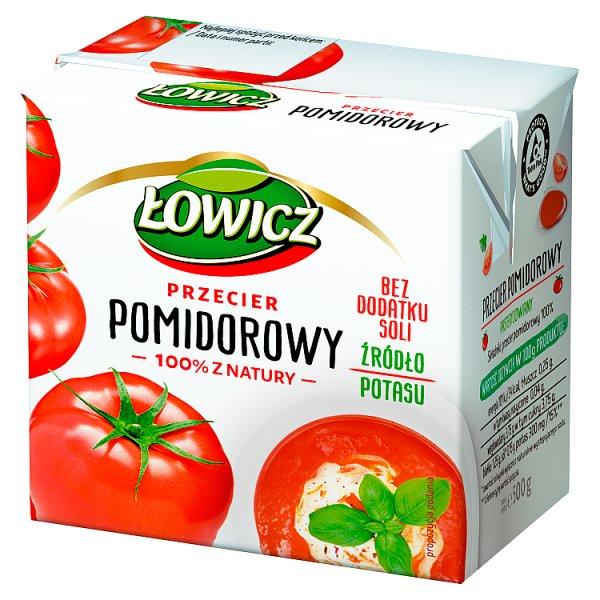 Łowicz Przecier pomidorowy 500 g
