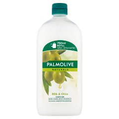 Palmolive Naturals Milk & Olive Mydło w płynie do rąk zapas 750 ml