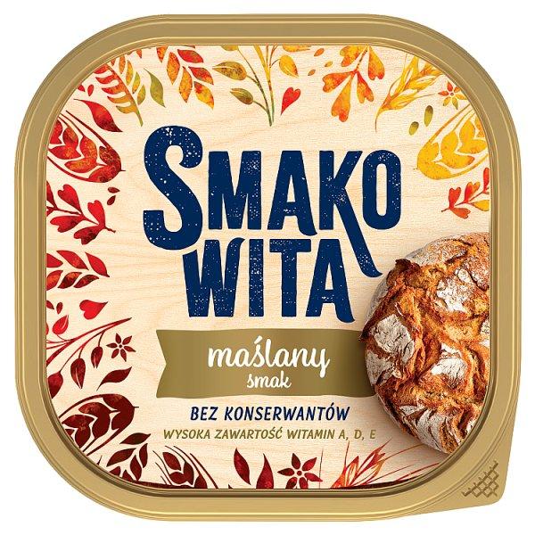 Smakowita Margaryna maślany smak 450 g