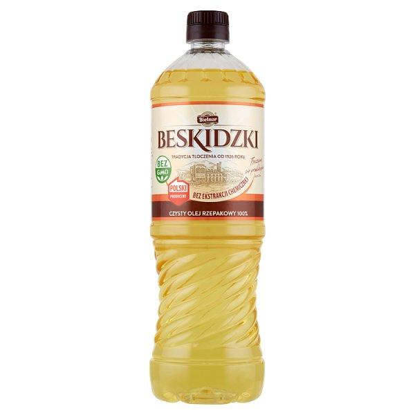 Bielmar Beskidzki Czysty olej rzepakowy 100% 1 l