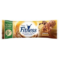 Nestlé Fitness Choco Banana Batonik zbożowy 23,5 g