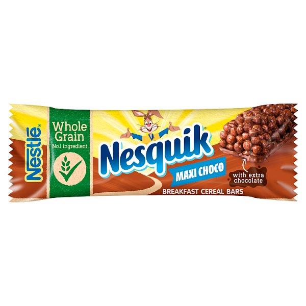 Nestlé Nesquik Maxi Choco Batonik zbożowy 25 g
