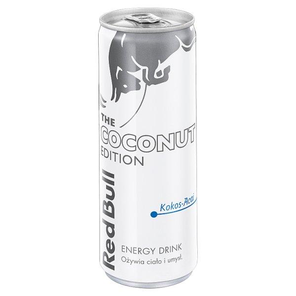 Red Bull Napój energetyczny kokos-acai 250 ml