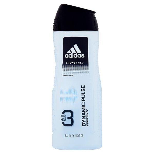 Adidas Dynamic Pulse Żel pod prysznic dla mężczyzn 400 ml