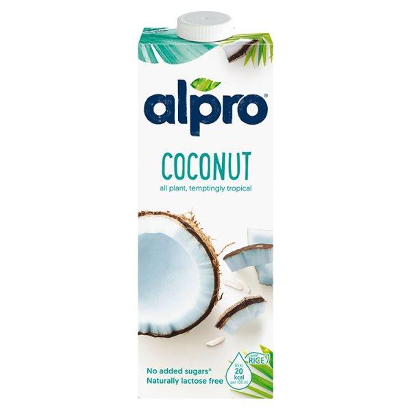 Alpro Napój kokosowy z dodatkiem ryżu 1 l