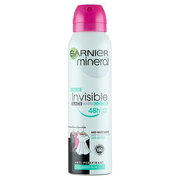 Garnier Mineral Invisible Antyperspirant 150 ml