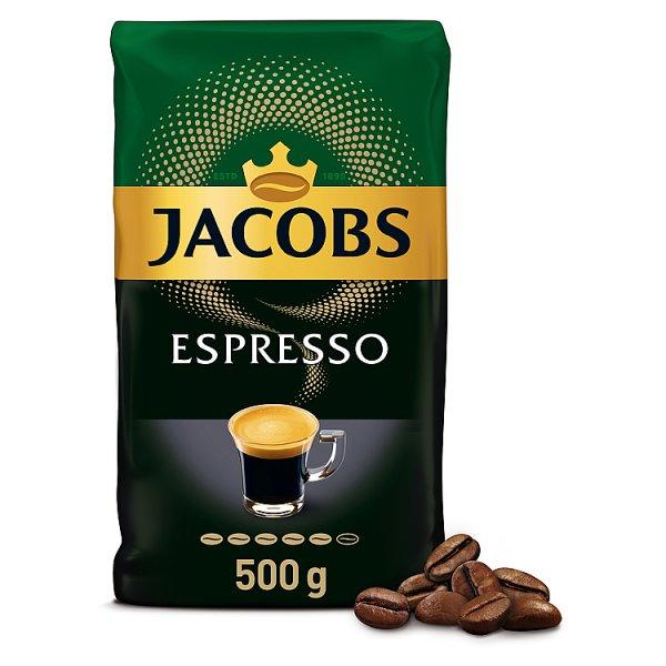 Jacobs Espresso Kawa ziarnista 500 g