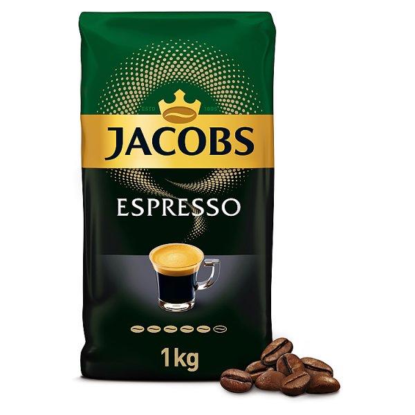 Jacobs Espresso Kawa ziarnista 1 kg