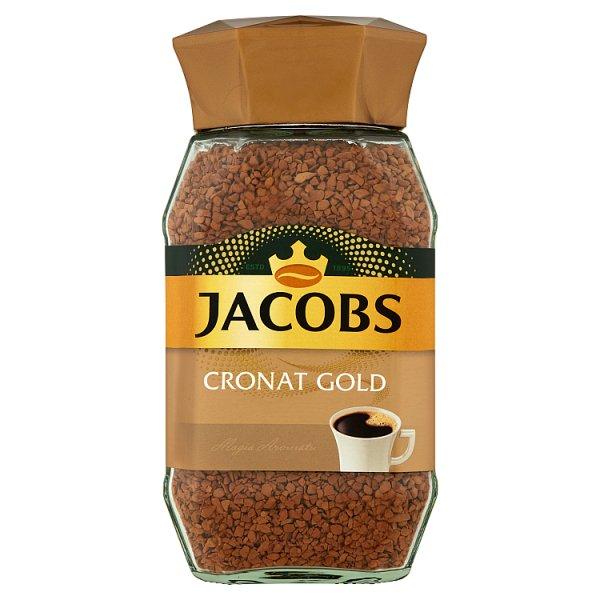 Jacobs Cronat Gold Kawa rozpuszczalna 200 g