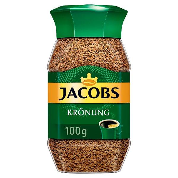 Jacobs Krönung Kawa rozpuszczalna 100 g