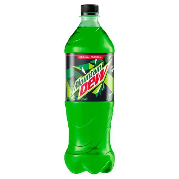Mountain Dew Napój gazowany 0,85 l
