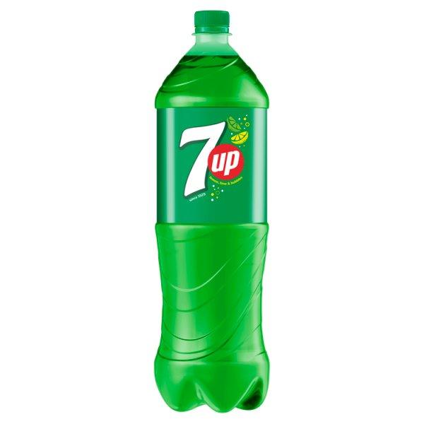 7UP Napój gazowany 1,5 l