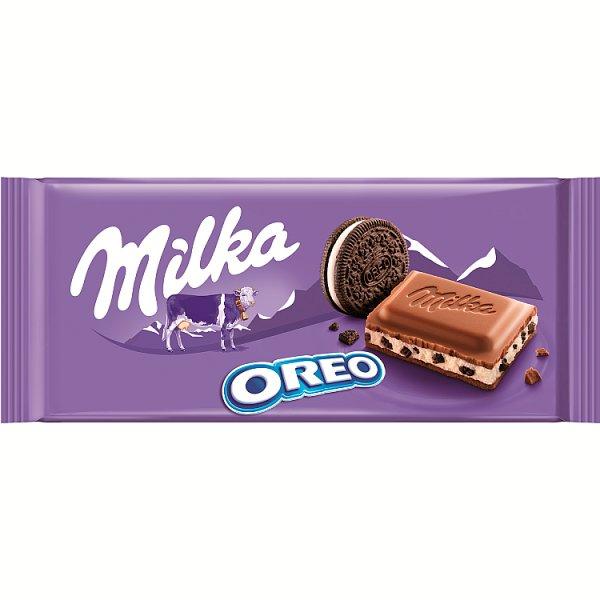 Milka Czekolada mleczna Oreo 100 g