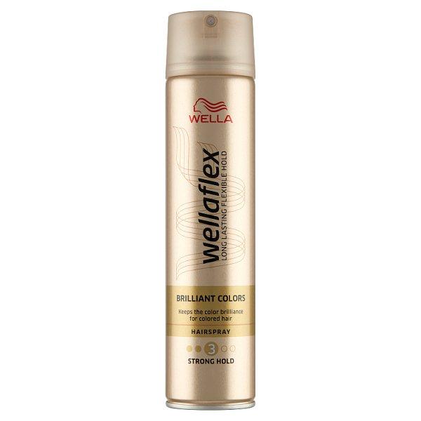 Wella Wellaflex Brilliant Colors Lakier do włosów 250 ml