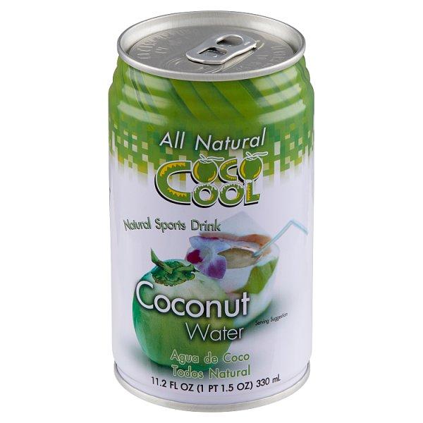 Coco Cool Woda z wnętrza kokosa 330 ml