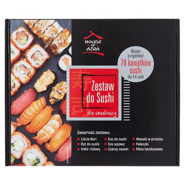House of Asia Zestaw do sushi dla 4-6 osób