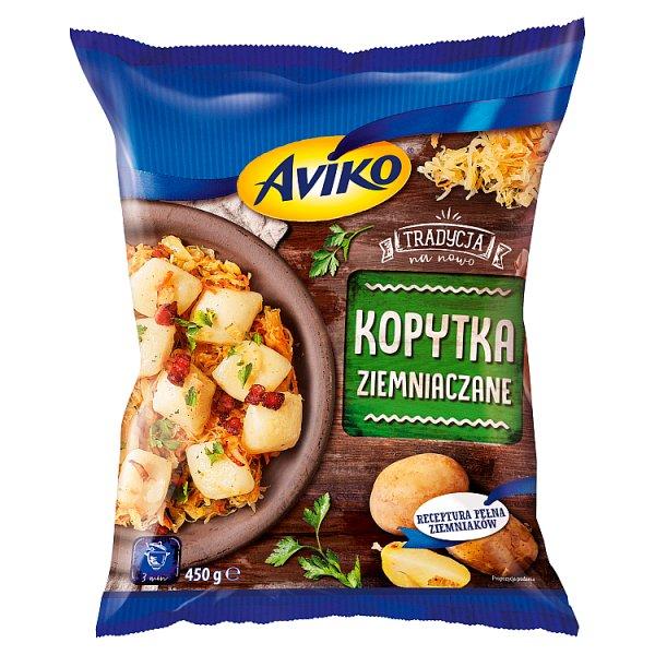 Aviko Kopytka ziemniaczane 450 g