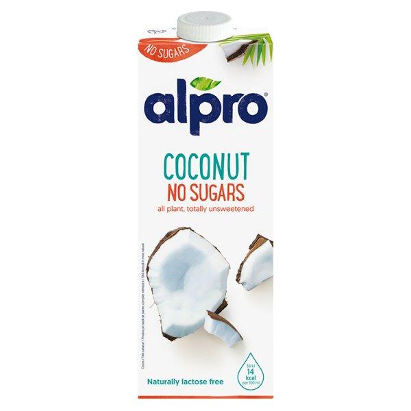 Alpro Napój kokosowy niesłodzony 1 l