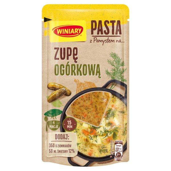 Winiary Pasta z pomysłem na... zupę ogórkową 85 g