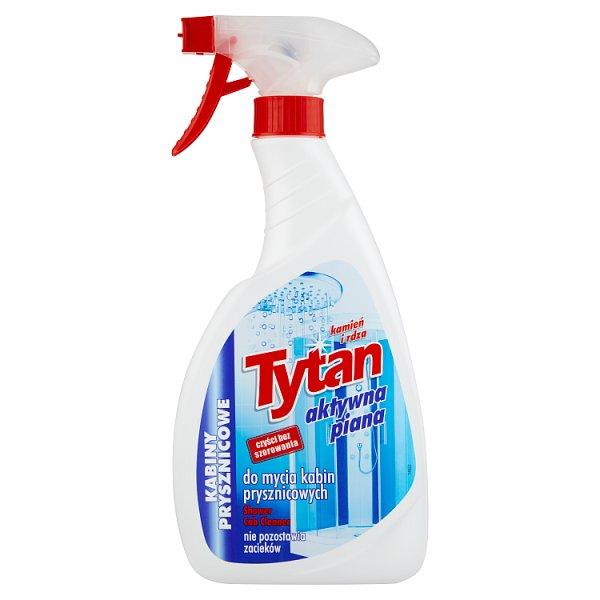 Tytan Płyn do mycia kabin prysznicowych 500 g