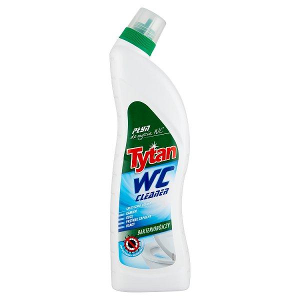 Tytan Płyn do mycia WC zielony 700 g