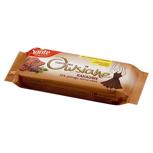 Sante Ciasteczka owsiane kakaowe 150 g