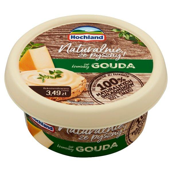 Hochland Ser kremowy Gouda 120 g