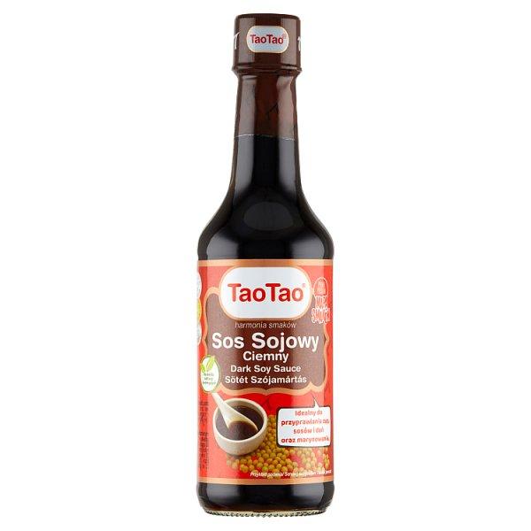 Tao Tao Sos sojowy ciemny 150 ml