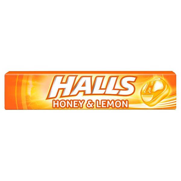 Halls Honey & Lemon Cukierki 33,5 g