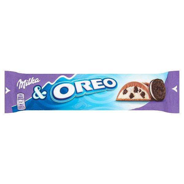 Milka Czekolada mleczna Oreo 37 g