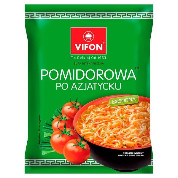 Vifon Zupa błyskawiczna pomidorowa po azjatycku 70 g