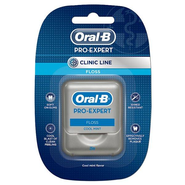 Oral-B Pro-Expert Clinic Line Nić dentystyczna 25m