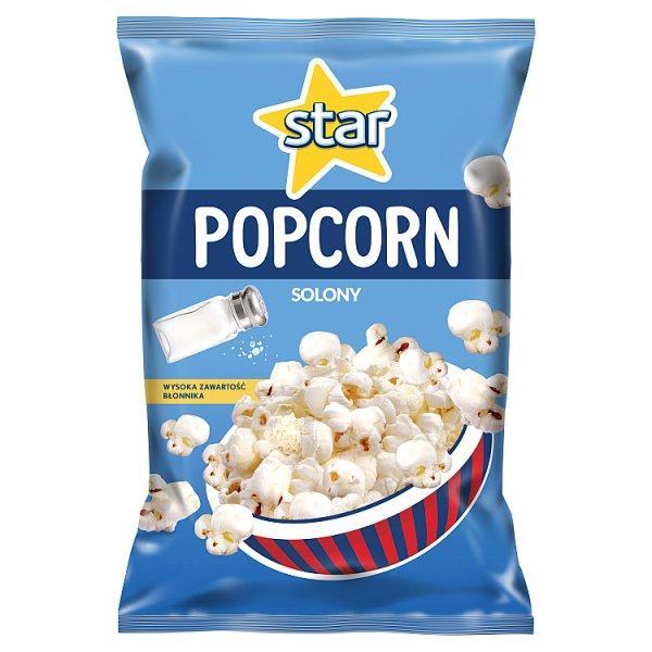 Star Popcorn solony 95 g