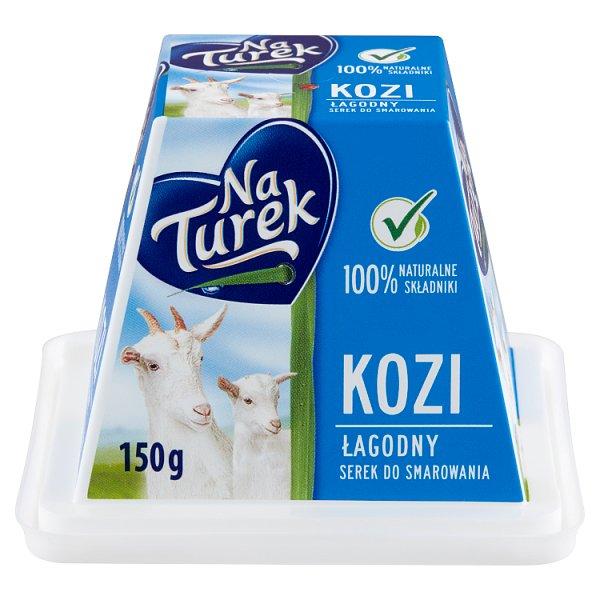 NaTurek Kozi serek do smarowania łagodny 150 g