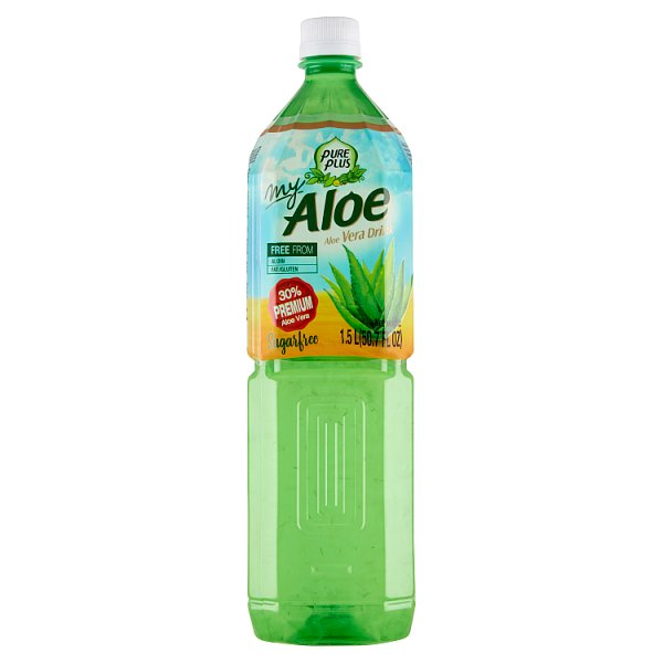 Pure Plus Premium My Aloe Napój z aloesem bez cukru 1,5 l