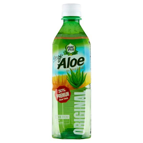 Pure Plus Premium My Aloe Napój z aloesem 500 ml