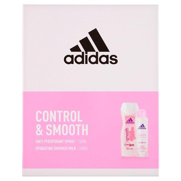 Adidas Control & Smooth Zestaw kosmetyków dla kobiet