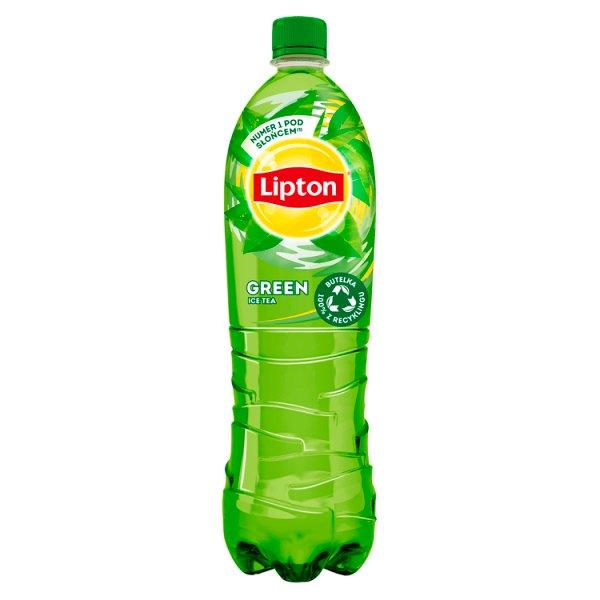 Lipton Ice Tea Green Napój niegazowany 1,5 l