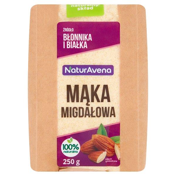 NaturAvena Mąka migdałowa 250 g