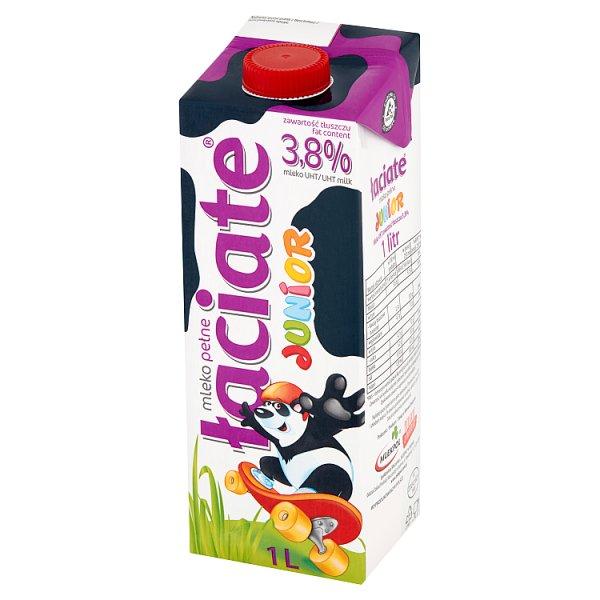 Łaciate Junior Mleko UHT 3,8% 1 l