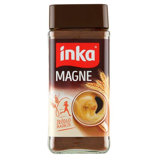 Inka Rozpuszczalna kawa zbożowa wzbogacona w magnez 100 g