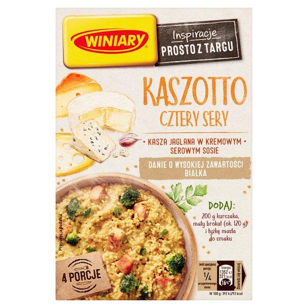 Winiary Kaszotto cztery sery 239 g