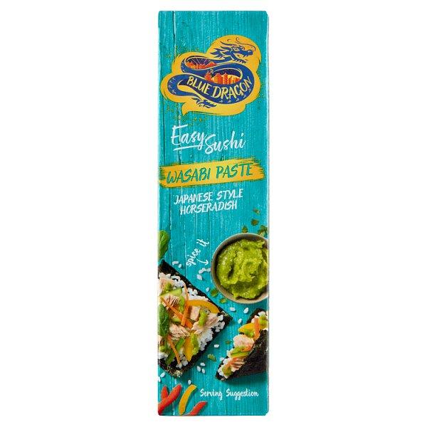 Blue Dragon Pasta chrzanowa z dodatkiem wasabi 45 g