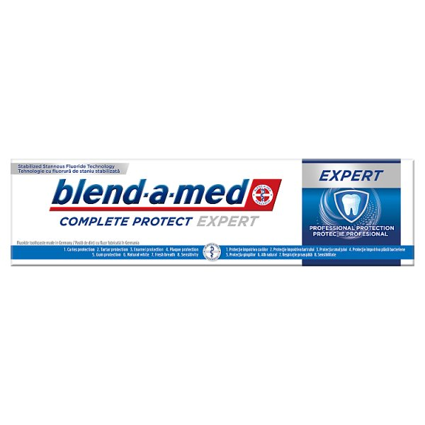 Blend-a-med Protect Expert Professional Protection Pasta do zębów 100 ml
