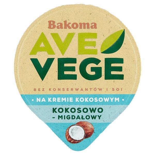 Bakoma Ave Vege Deser na kremie kokosowym kokosowo-migdałowy 150 g