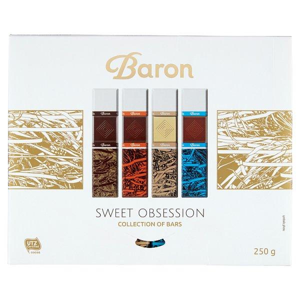 Baron Sweet Obsession Kolekcja batoników 250 g