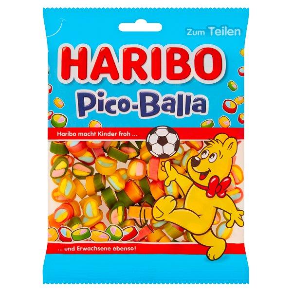 Haribo Pico-Balla Żelki owocowe 175 g