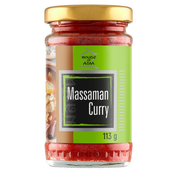 House of Asia Pasta Massaman curry 113 g