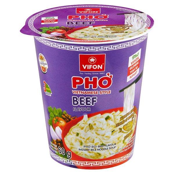 Vifon Wietnamska zupa Pho o smaku wołowiny 60 g