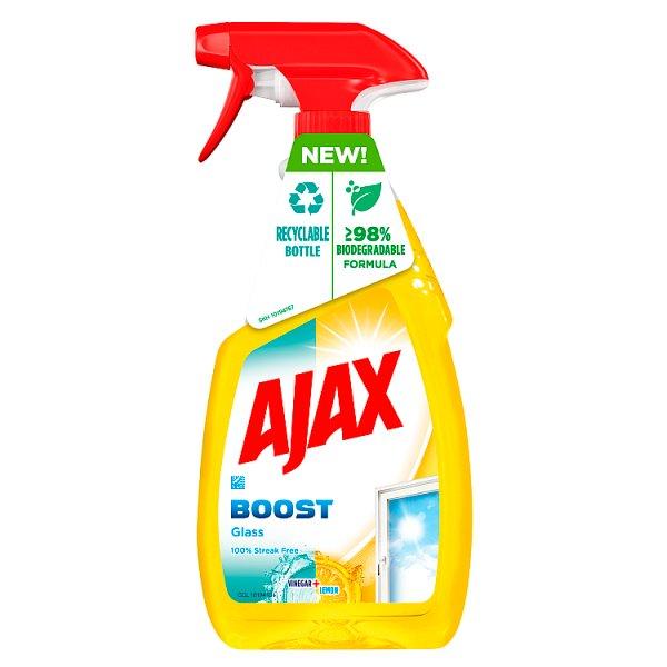 Ajax Boost Płyn do czyszczenia szyb 500 ml